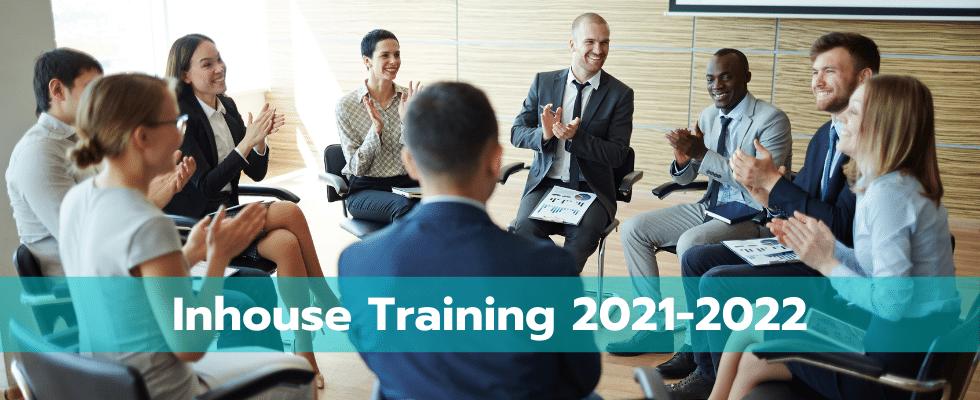 inhouse Training 2021-22